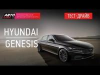 Тест-драйв Hyundai Genesis 2014 от АвтоПлюс