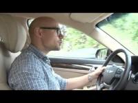 Тест драйв Hyundai Genesis VIP тест-драйв