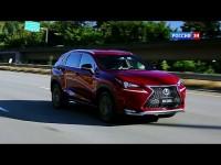Тест-драйв Lexus NX от АвтоВести