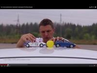 Тест-драйв систем динамического торможения и самопарковки Ford Focus