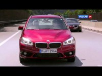 Видео тест-драйв BMW 2 Series Active Tourer от АвтоВести