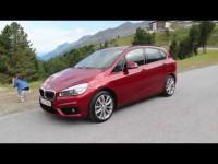 Видео тест-драйв BMW 2-й серии Active Tourer