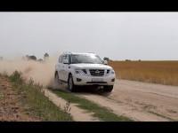 Видео тест-драйв Nissan Patrol от Anton Avtoman