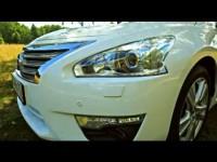 Видео тест-драйв Nissan Teana 2014 от АвтоПлюс