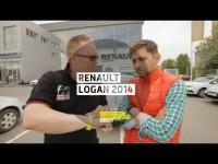 Видео тест-драйв Renault Logan 2014 от Стиллавина