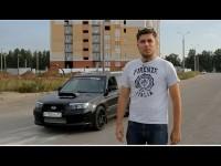 Видео тест-драйв Subaru Forester(500 л.с.) от Anton Avtoman