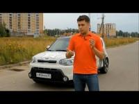 Видео тест драйв нового Kia Soul от Anton Avtoman