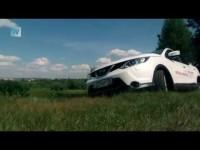 Видео тест-драйв нового Nissan Qashqai 2014