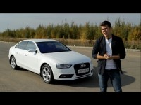 Тест-драйв Audi A4 от Anton Avtoman