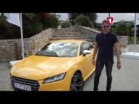 Тест-драйв Audi TT 2015 на украинском языке