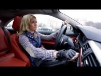 Тест-драйв BMW 4 series в программе Москва рулит