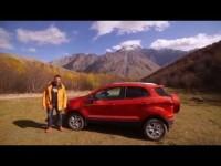 Тест драйв Ford Ecosport от Игоря Бурцева