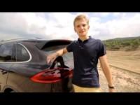 Тест-драйв Porsche Cayenne 2015 от Авто Плюс
