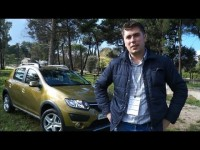 Тест-драйв Renault Sandero Stepway 2015