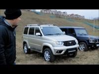Тест-драйв УАЗ Патриот 2015 года от Anton Avtoman