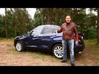 Тест-драйв нового BMW X4 2015