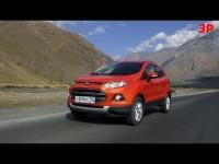 Тест-драйв нового Ford EcoSport от За Рулем