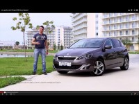 Тест драйв нового Peugeot 308 от Игоря Бурцева