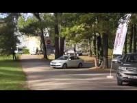 Видео тест-драйв большого седана Chery Arrizo 7