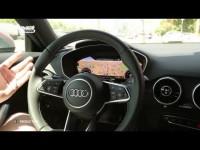 Большой видео тест-драйв Audi TTS от Стиллавина