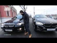 Большой видео тест-драйв BMW X6 xDrive50i 2015