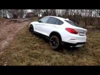 Сравнительный тест драйв BMW X4 и Porsche Macan