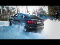 Тест-драйв BMW X6 2015 года от Anton Avtoman