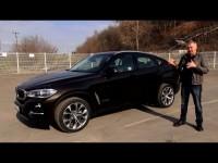 Тест драйв BMW X6 дизель 249 л.с. от Александра Михельсона