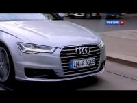 Тест-драйв обновленного Audi A6 2015 от АвтоВести