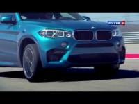 Видео тест-драйв BMW X6 M 2015 года от АвтоВести