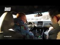 Большой тест-драйв Lexus NX 300h от Стиллавина