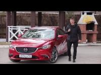 Тест-Драйв Mazda 6 2015 года от Игоря Бурцева
