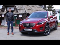 Тест-Драйв Mazda CX-5 2015 от Игоря Бурцева