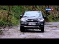 Тест-драйв Honda CR-V 2015 от АвтоВести
