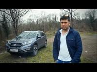 Тест-драйв Honda CR-V от Anton Avtoman