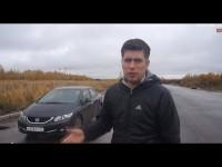 Тест-драйв Honda Civiс от Anton Avtoman
