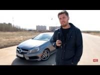Тест-драйв Mercedes-Benz A45 AMG от Anton Avtoman
