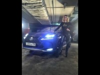 Тест-драйв New LEXUS NX HD в программе