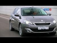Тест-драйв Peugeot 308 2014 года от АвтоВести