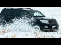 Тест-драйв Toyota Land Cruiser 200 от Anton Avtoman
