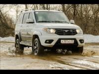 Тест-драйв УАЗ Патриот Limited модельного ряда 2015 года