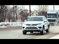 Тест-драйв Volkswagen Touareg 2015 Anton Avtoman