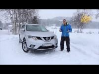 Тест-драйв нового Nissan X-Trail 2015 от Игоря Бурцева