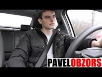 Видео тест-драйв Чери Аризо 7
