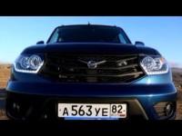 Видео тест-драйв УАЗ Патриот 2015 от Авто Плюс