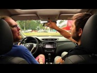 Большой тест-драйв Nissan X-trail 2015 от Стиллавина