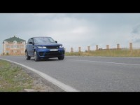 Тест-Драйв Range Rover Sport SVR от Anton Avtoman