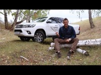 Тест-Драйв Toyota Hilux 2015 от Игоря Бурцева