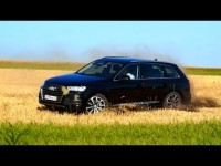 Тест-драйв Audi Q7 2015 333 л.с. бензин от Александра Михельснна