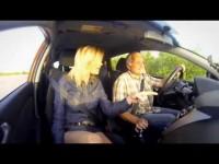 Тест-драйв Hyundai Solaris HD в программе